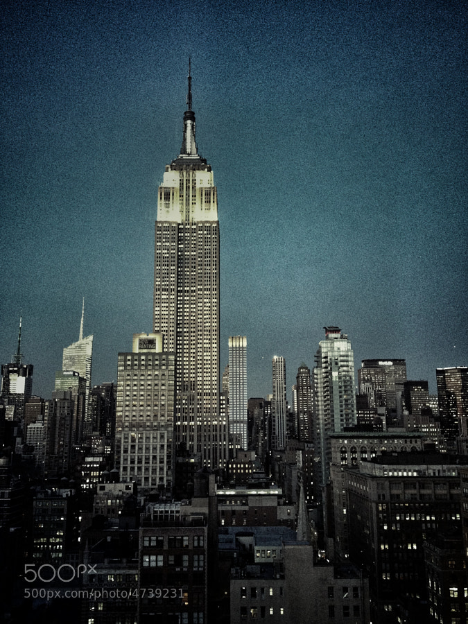 Photograph Empire State Building by Josh Ferris on 500px
