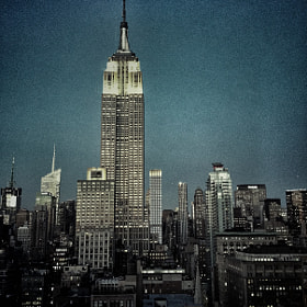 Empire State Building by Josh Ferris (joshferris)) on 500px.com