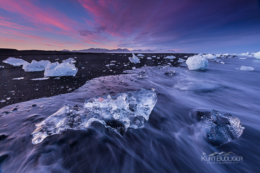 Photograph Crystalline Twilight by Kurt Budliger on 500px