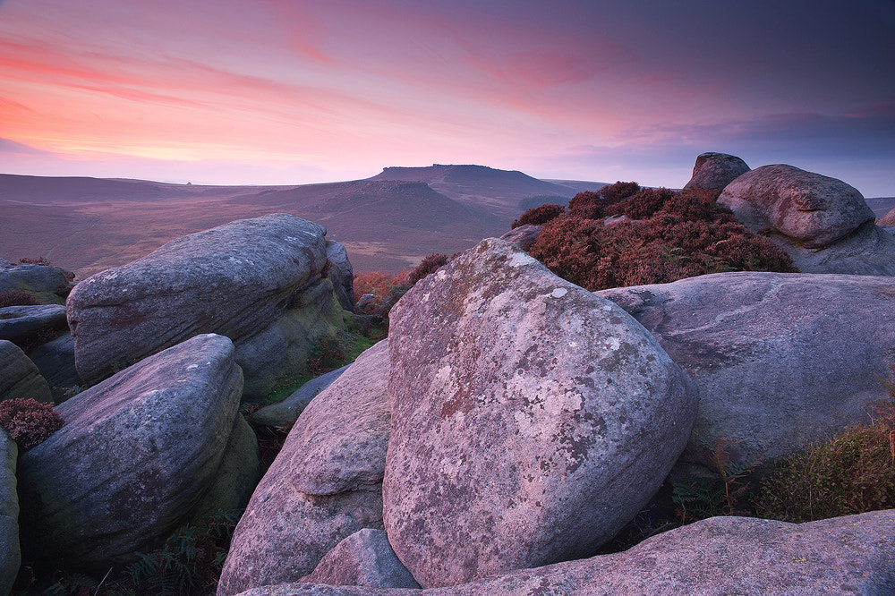 Photograph Towards Stanage Edge, Peak District by Edward Fury on 500px