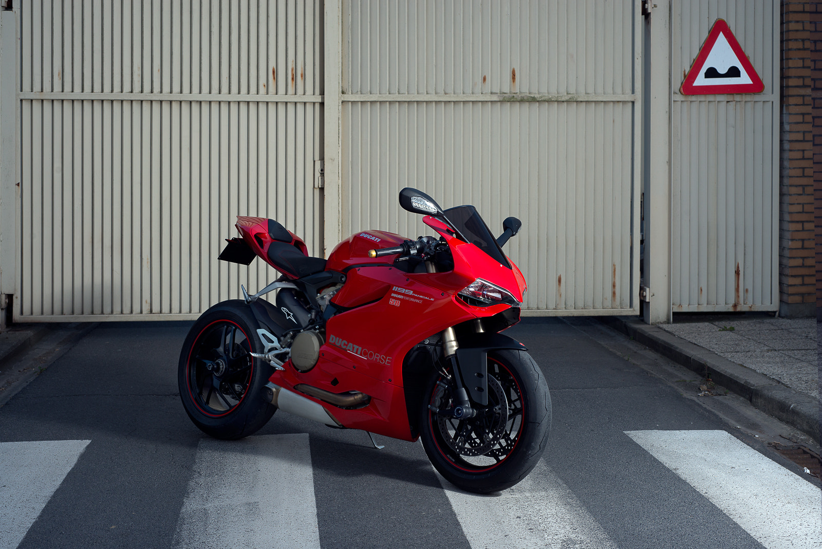 Photograph Ducati panigale serie by jess vds on 500px
