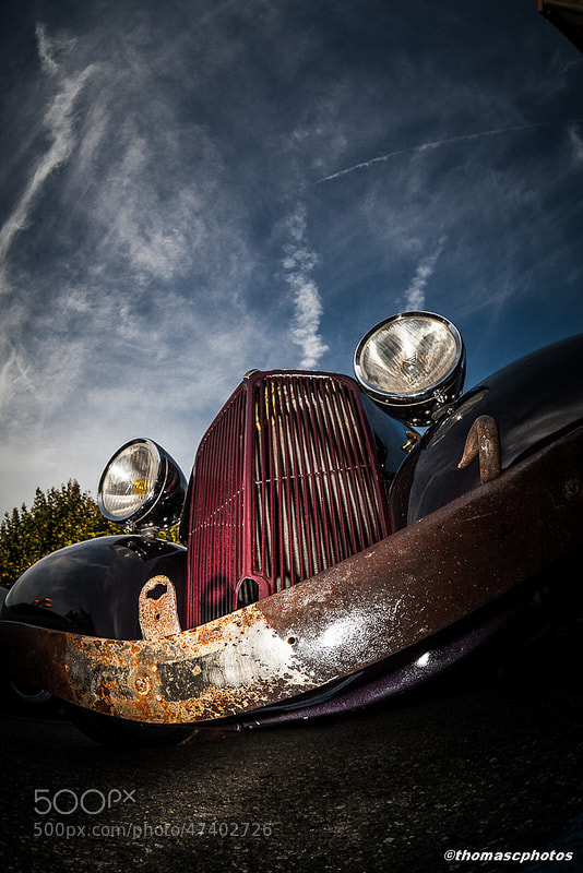 Hot rod again by Thomas C on 500px.com
