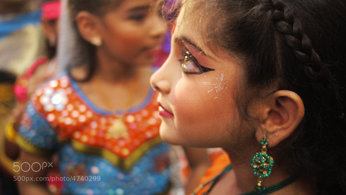 Photograph young dancer by Ramesh Ramakrishnan, Iyer on 500px
