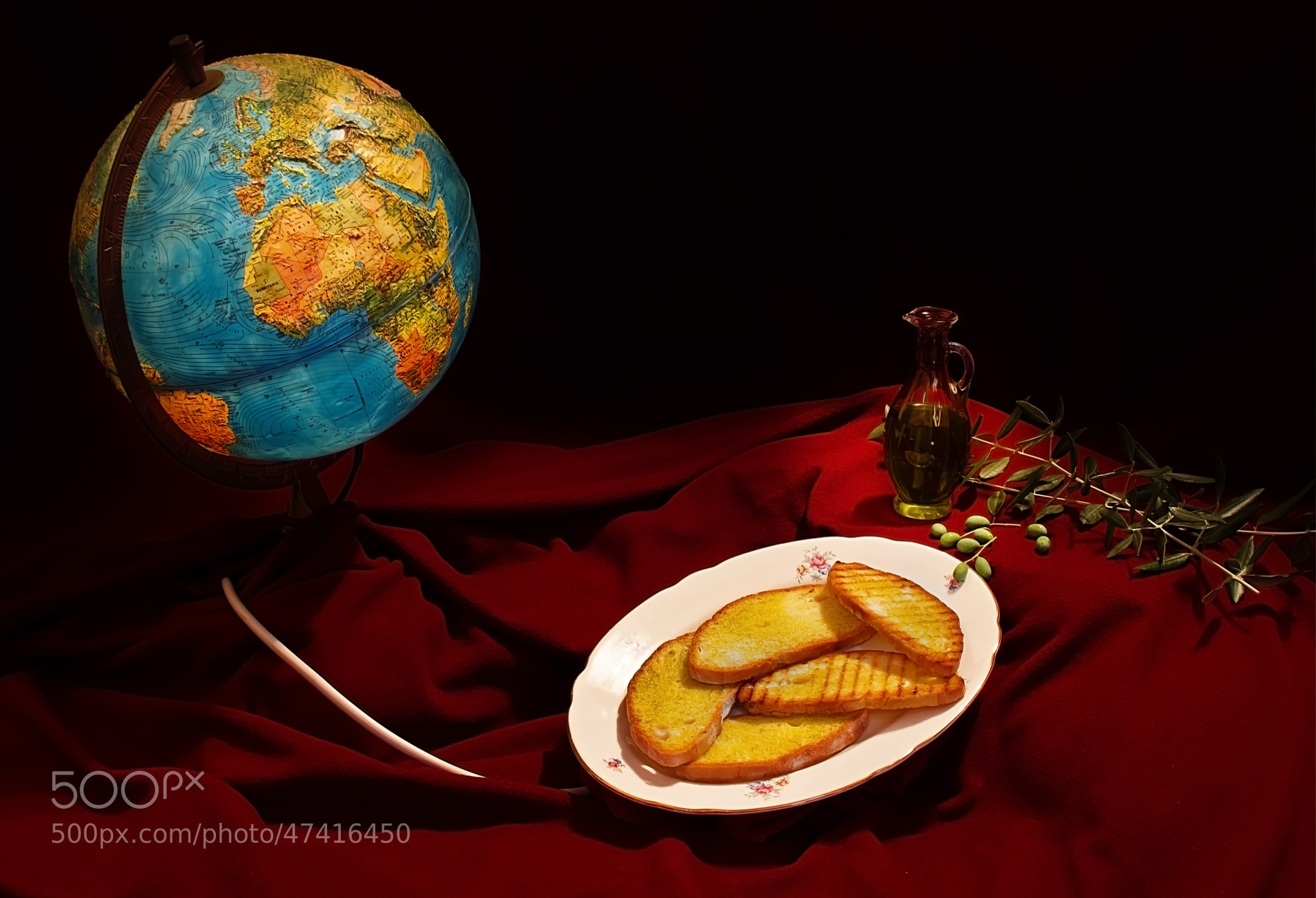 Photograph Cibo energia per il pianeta - Food energy for the planet by FedericoPH  on 500px