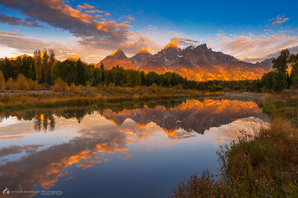 Photograph Teton Morning Mirror by Joseph Rossbach on 500px