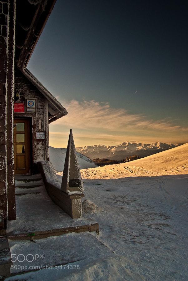 Photograph Winter by Rok Pfajfar on 500px