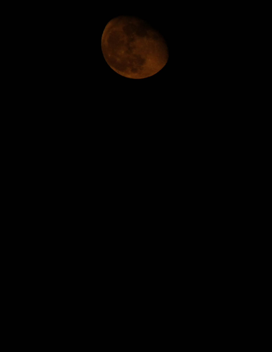 Photograph bloody moon. by Adriana Vazquez on 500px