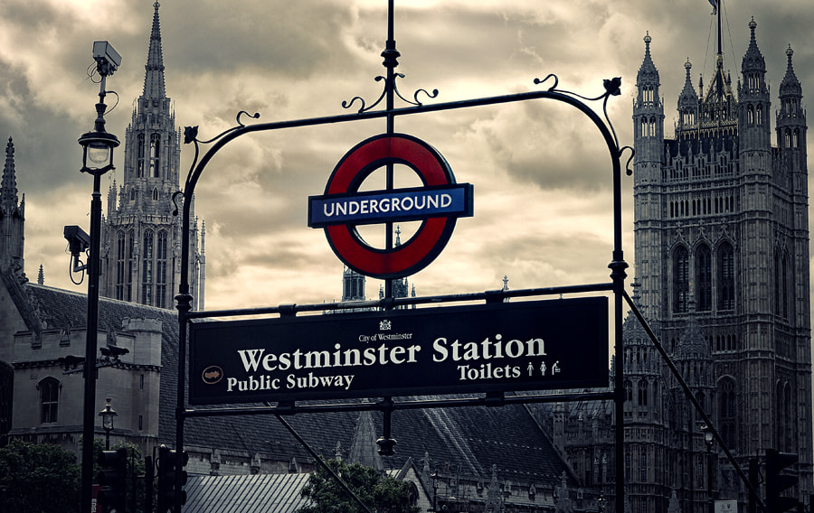 Photograph Westminster  by Isac Goulart on 500px