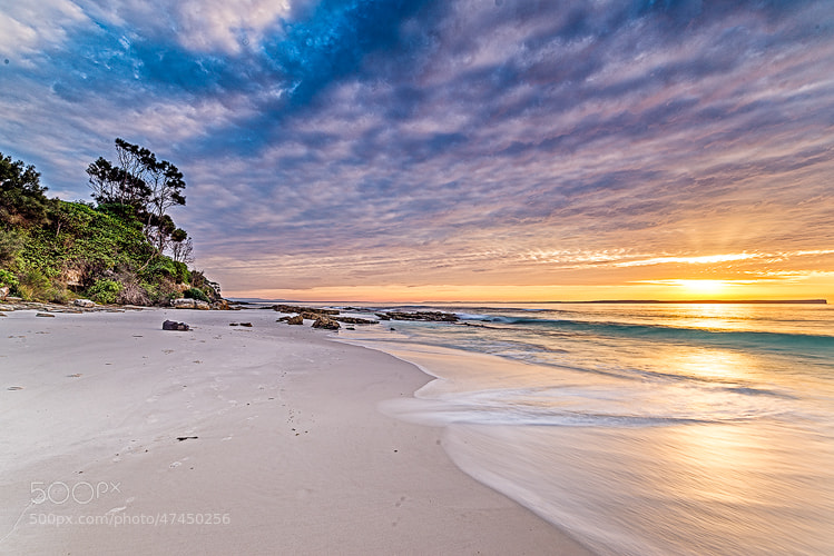 Photograph Sunrise @ Hyams Beach by Shane Arrold on 500px
