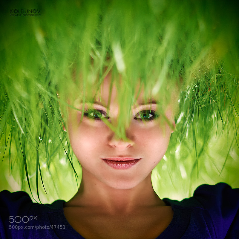 Photograph Hairstyle by Koldunov Brothers on 500px