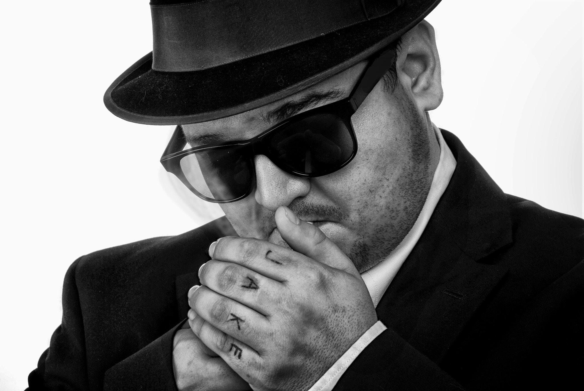 Photograph Blues Brothers (Jake) by Robert Thompson on 500px