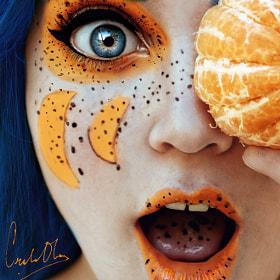 mandarina. by Cristina  Otero (cristinaotero) on 500px.com