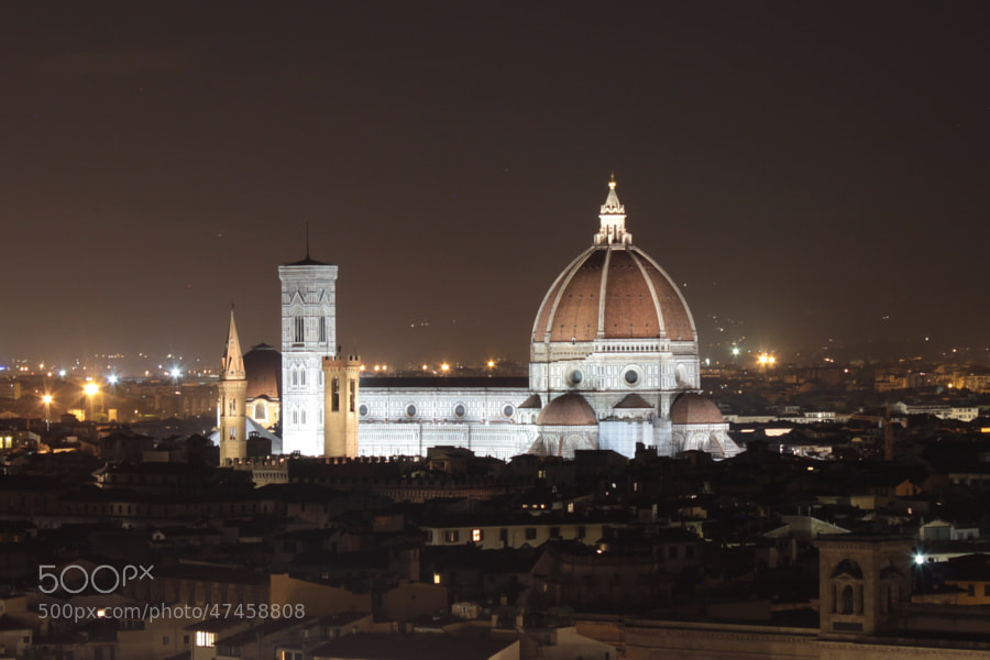 Firenze Duomo by David Bell on 500px.com