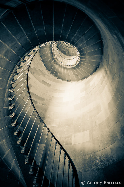Photograph Spiral by Antony Barroux on 500px