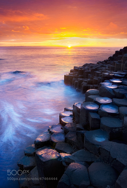 Photograph Giant's Causeway by Lukasz Maksymiuk on 500px