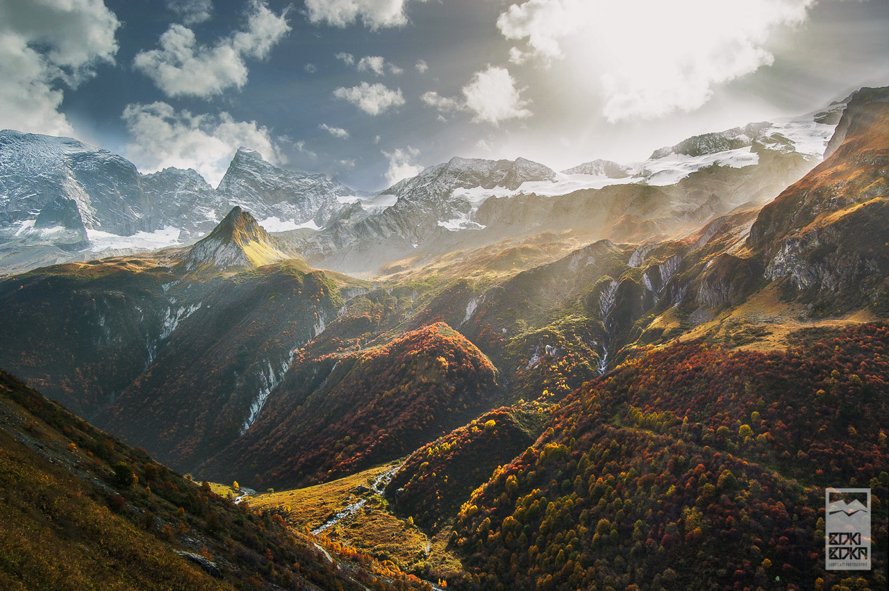 Photograph The fall by Jérémy May on 500px