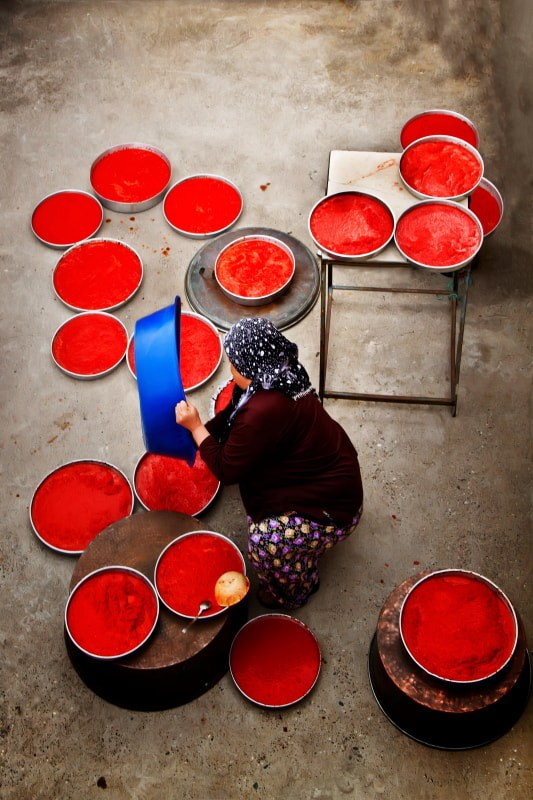 Photograph Tomato paste by Mine Ertugrul on 500px