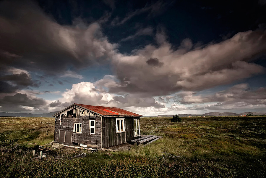 Photograph Old Cottage by Þorsteinn H Ingibergsson on 500px