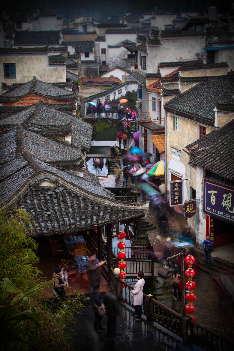 Photograph The ancient village by qing yue on 500px