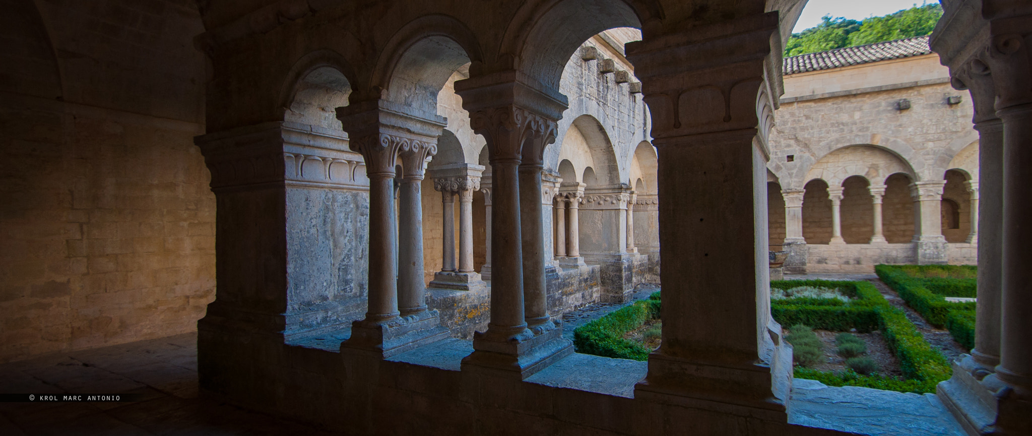 Photograph The cloister by Krol  Marc Antonio on 500px