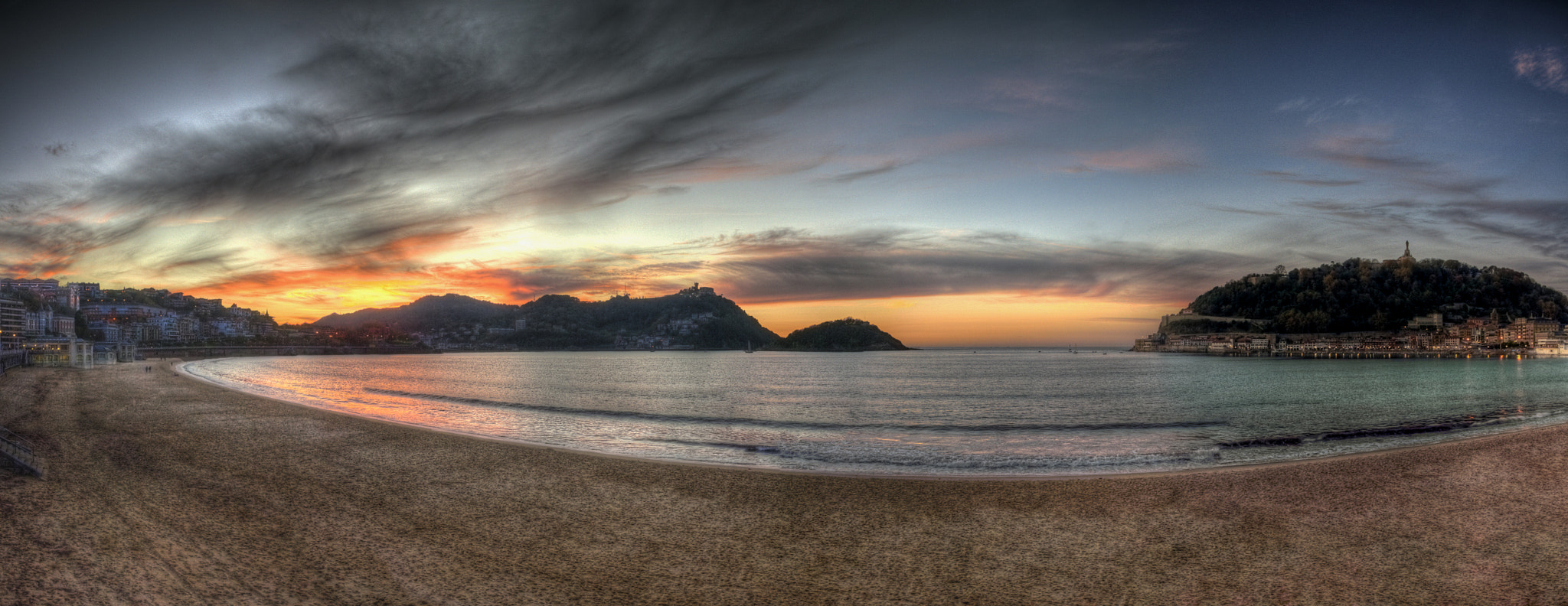 Photograph Basque sunset by Javier Perez on 500px