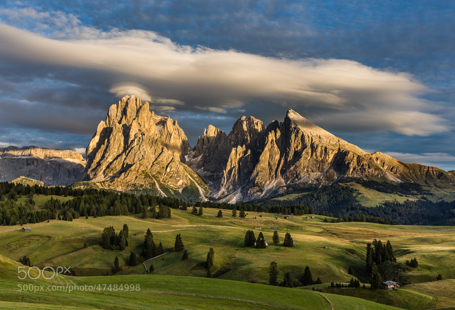 This photo was shot before the PODAS September 2013 photo workshop in the Dolomites.
