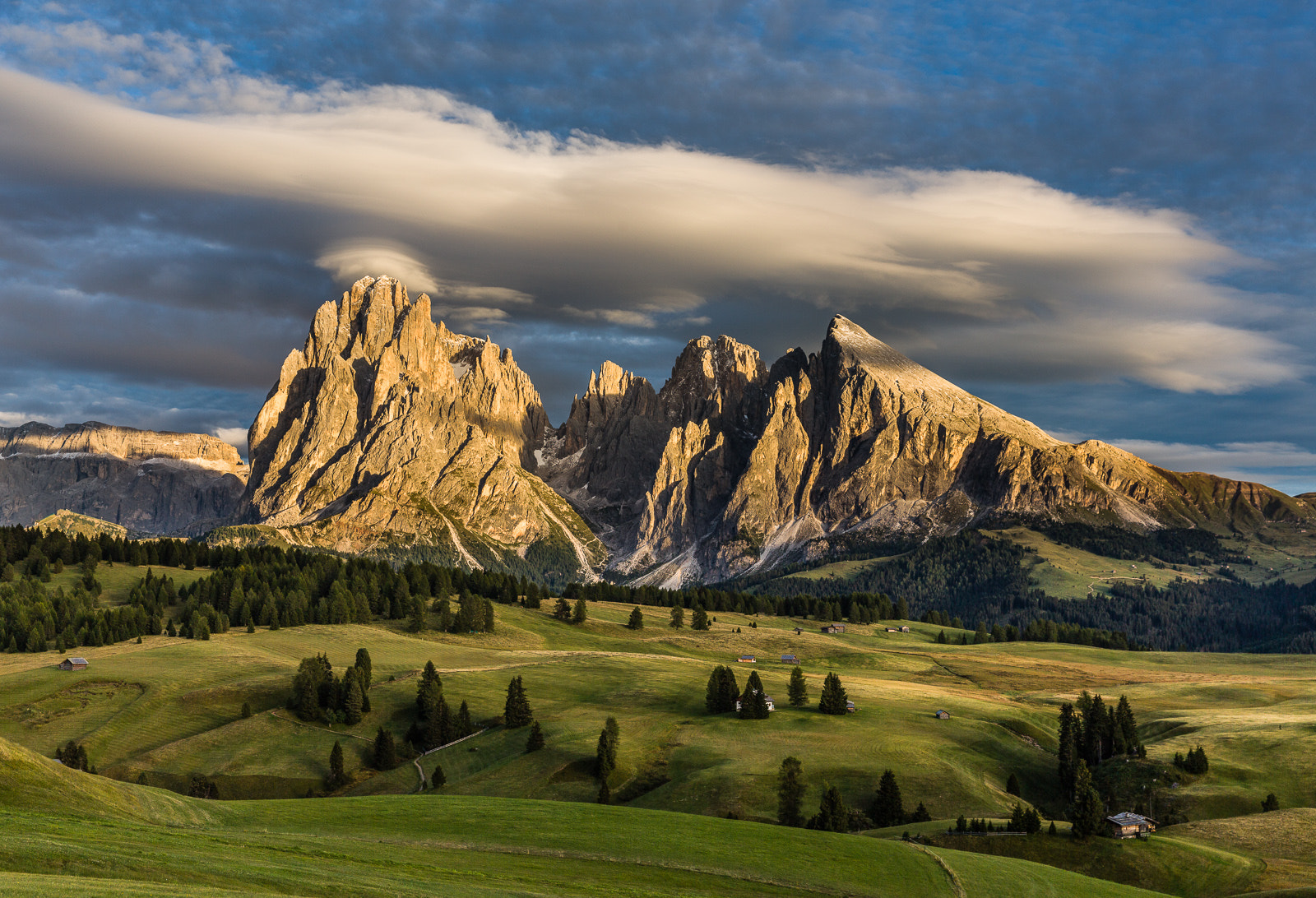 Photograph Clouds at Alpe di Siusi by Hans Kruse on 500px