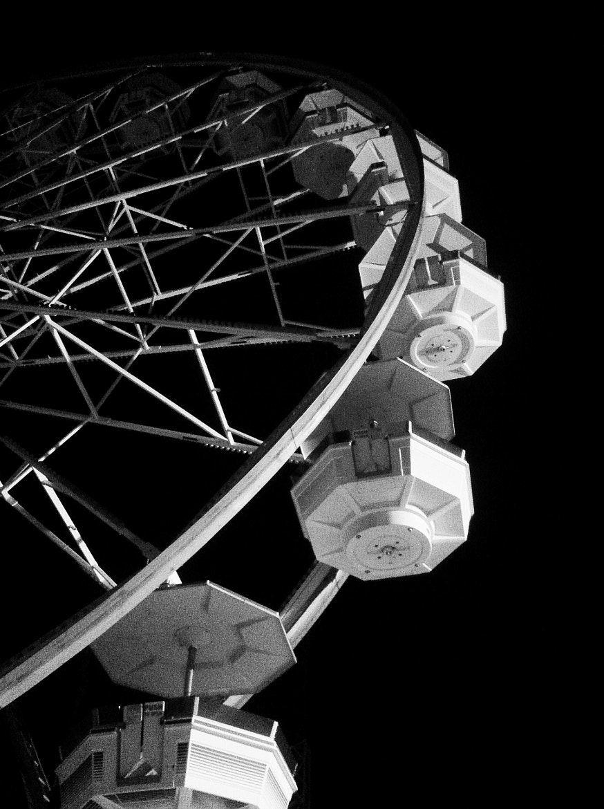Photograph Ferris Wheel by Dustin Soehnel on 500px