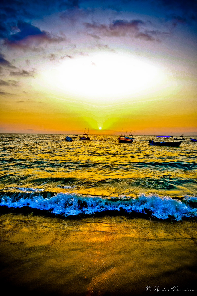 Photograph Puerto vallarta sunsets by Nadia Cassian on 500px