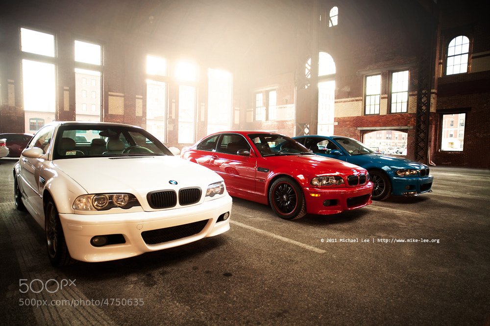 Photograph Patriotic M3's by Michael Lee on 500px