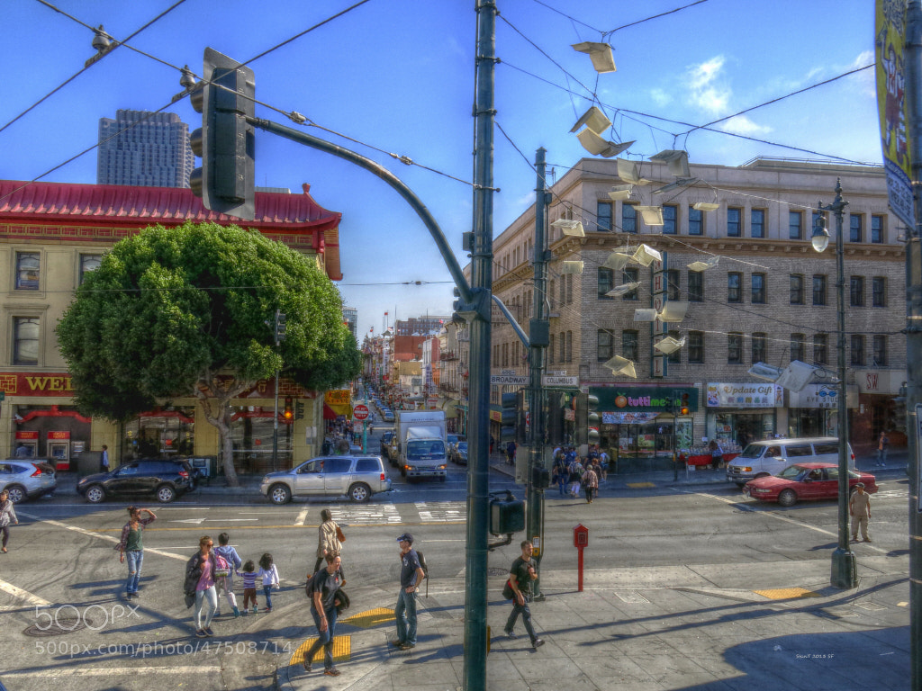 Photograph SF by Stan Taleykis on 500px