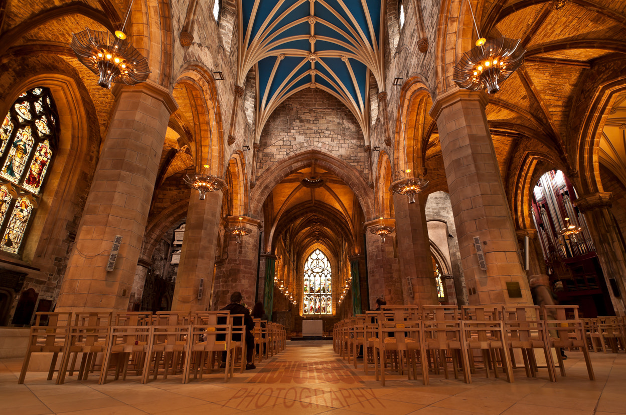 Photograph St. Giles Church by Ken Vensel on 500px
