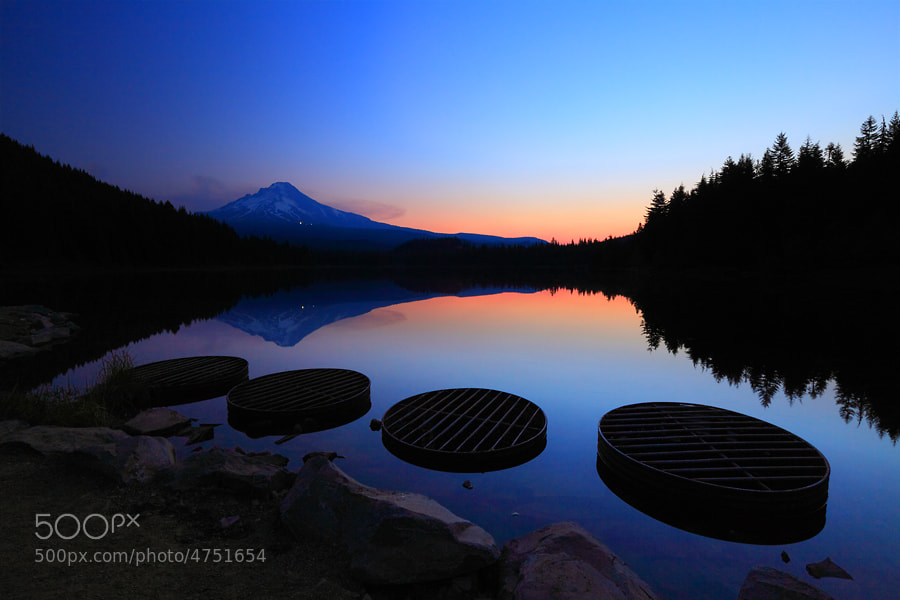 Photograph Cylinders at Sunrise by Tula Top on 500px