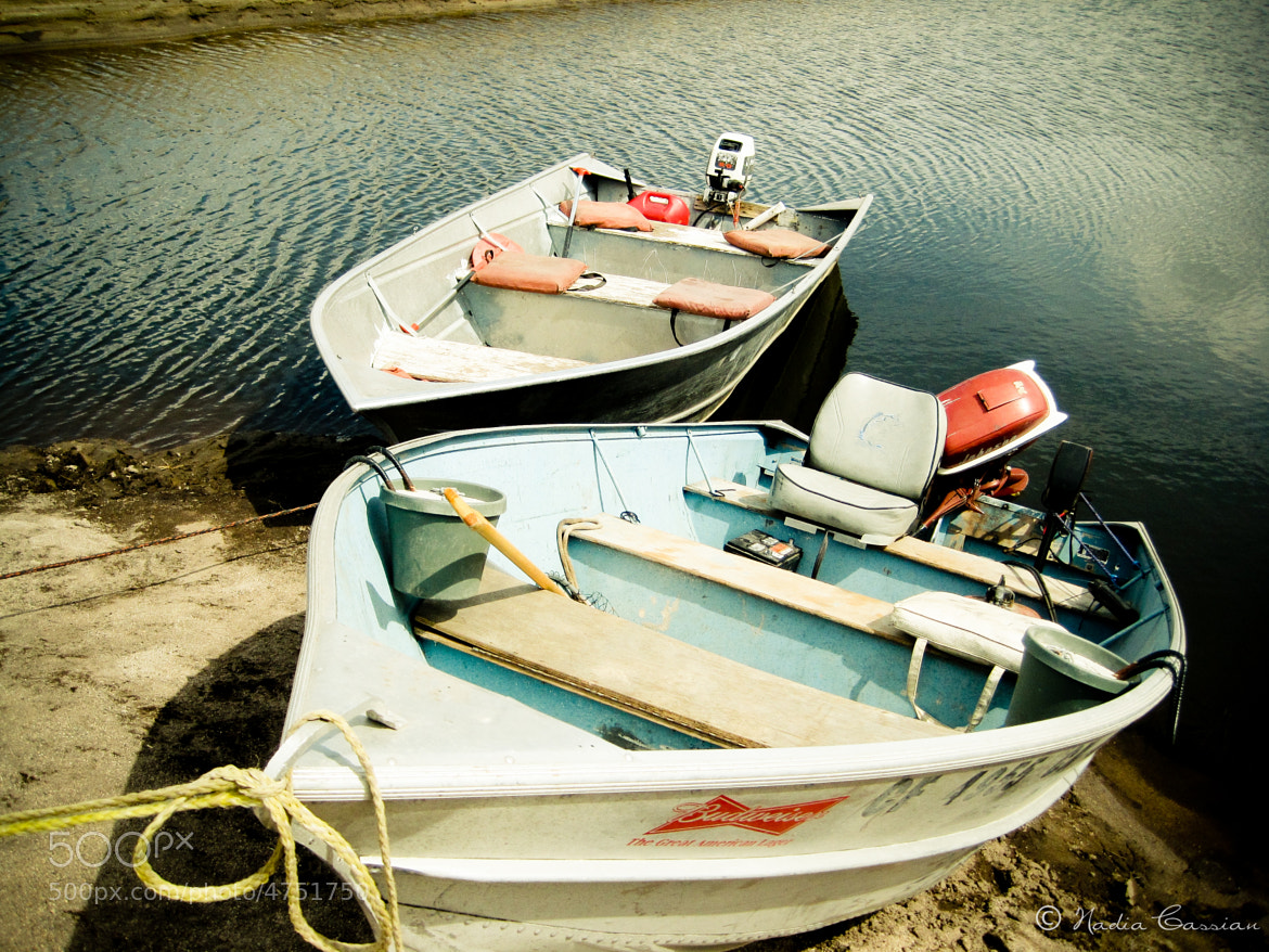 Photograph Edison's boats by Nadia Cassian on 500px