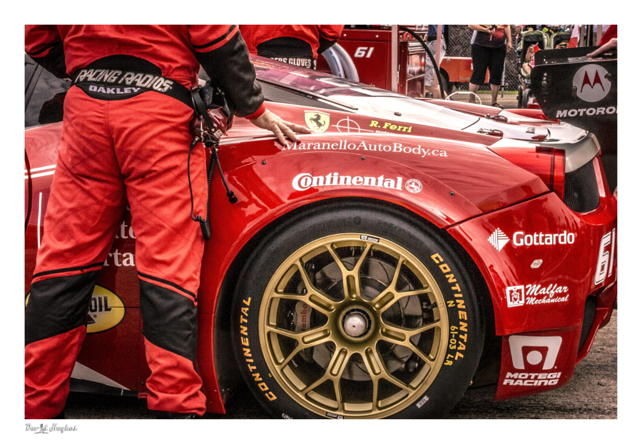 AIM Autosport Ferrari 458