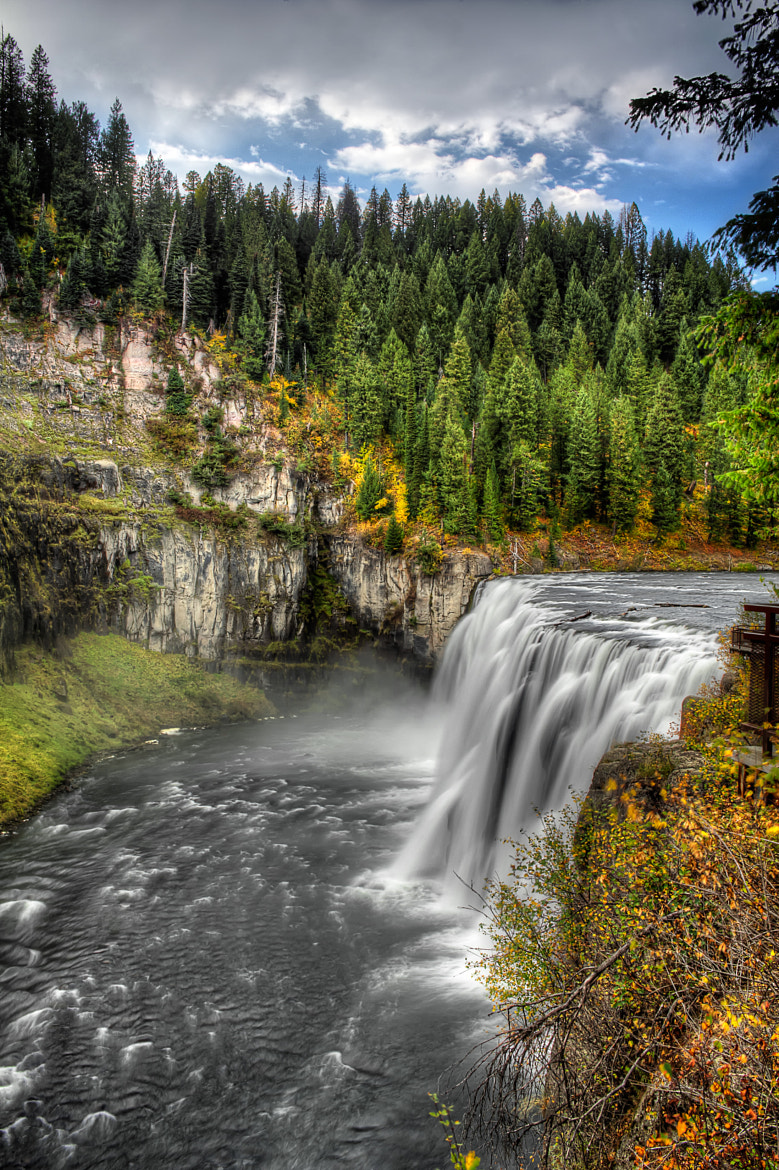 Photograph Mesa Falls by Alex Smith on 500px