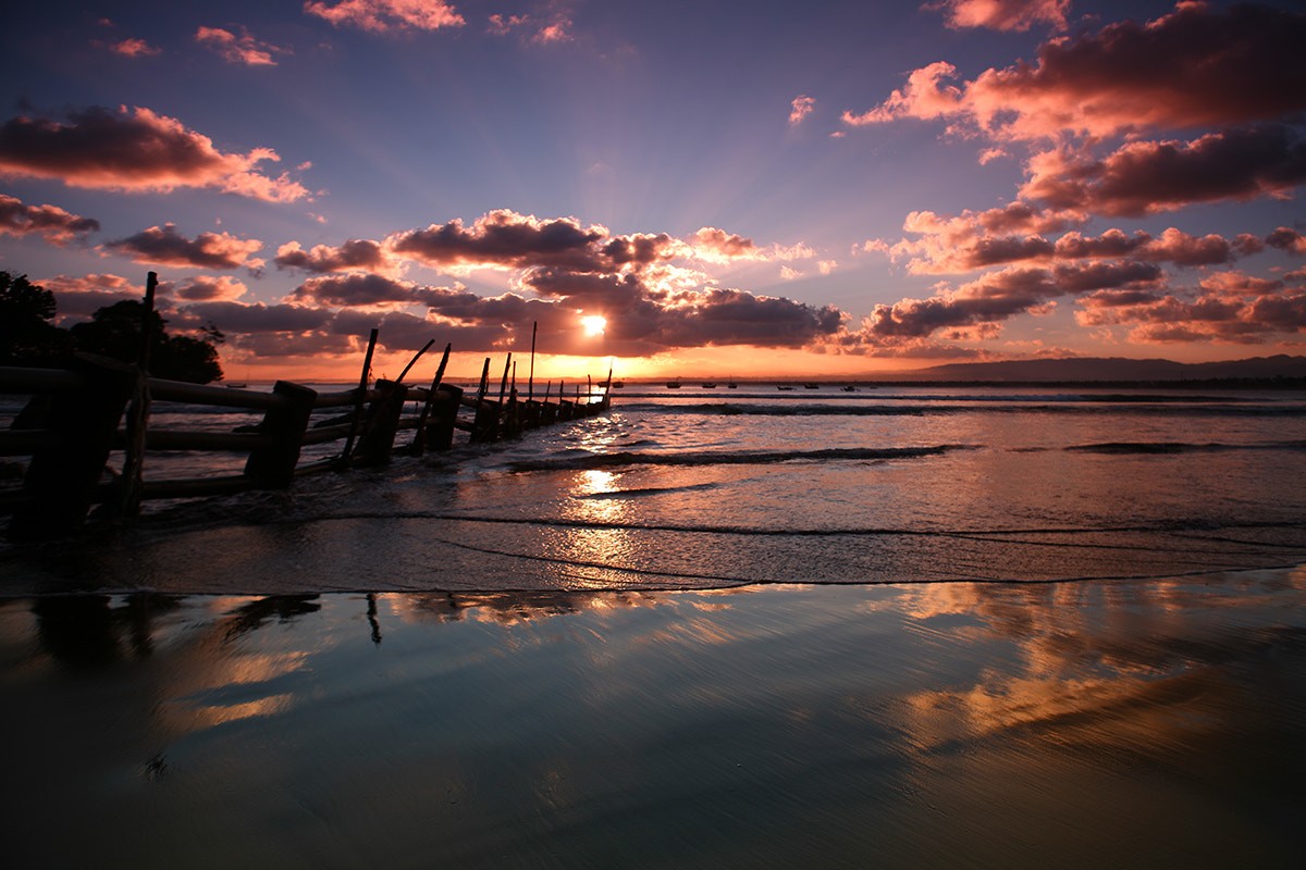 Photograph The Beach by Dendy Julius on 500px