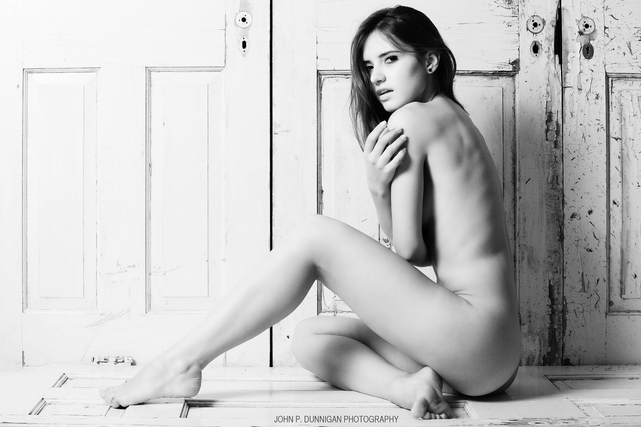 Photograph lily ~ b&w by John Dunnigan on 500px