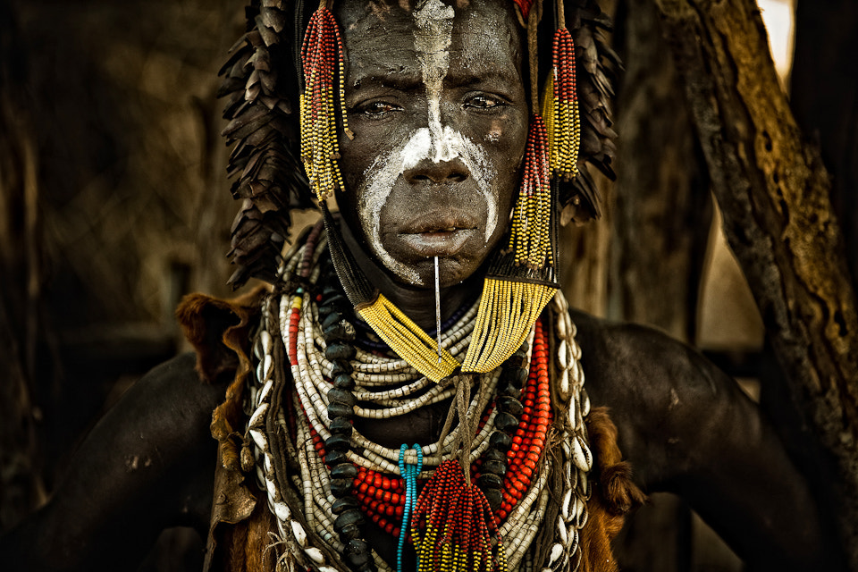 Photograph Tribal by Dmitri  Markine on 500px