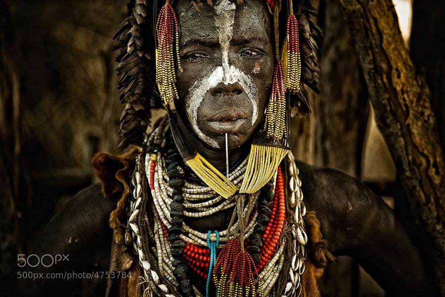 Tribal by Dmitri  Markine on 500px.com