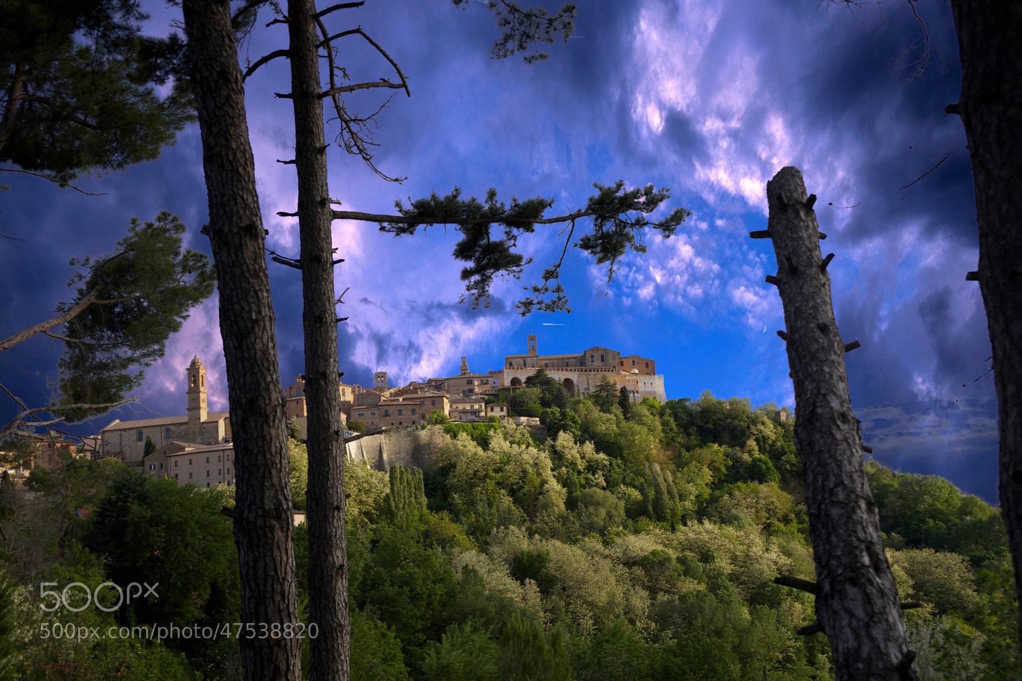 Photograph Montepulciano - Siena - Tuscany by Lorenzo ROSIGNOLI on 500px