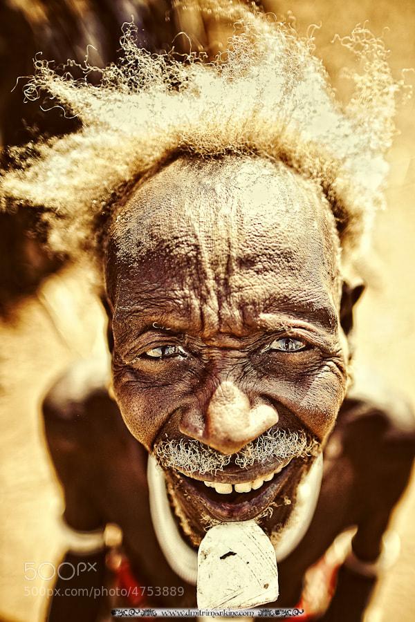 Smile by Dmitri  Markine on 500px.com