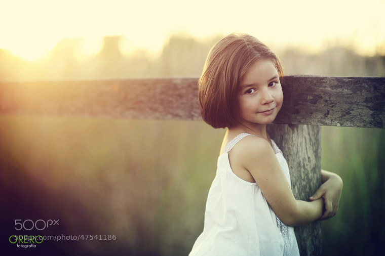 Photograph Innocence Age by Manuel Orero on 500px