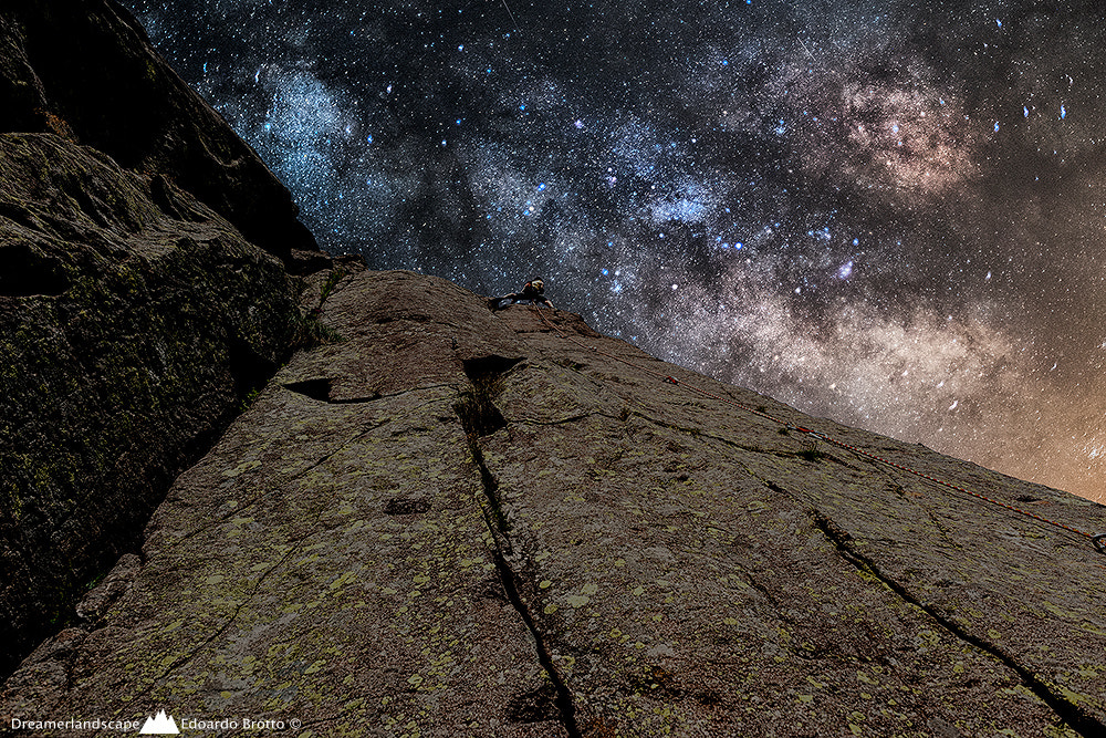 Photograph Climbing to the Stars by Edoardo Brotto on 500px