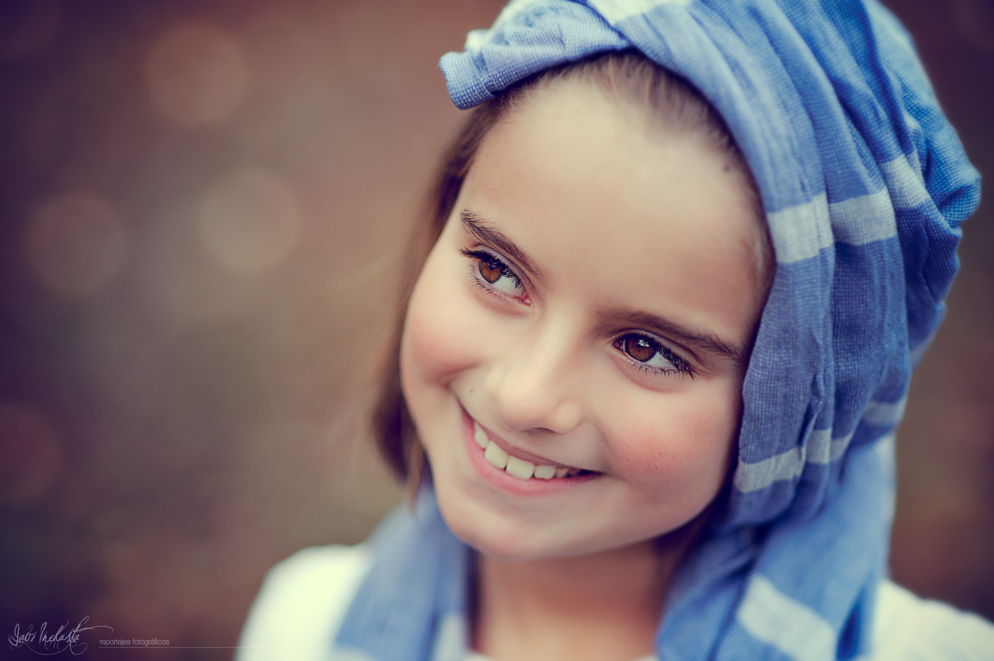 Photograph Smile by Javi Inchusta on 500px