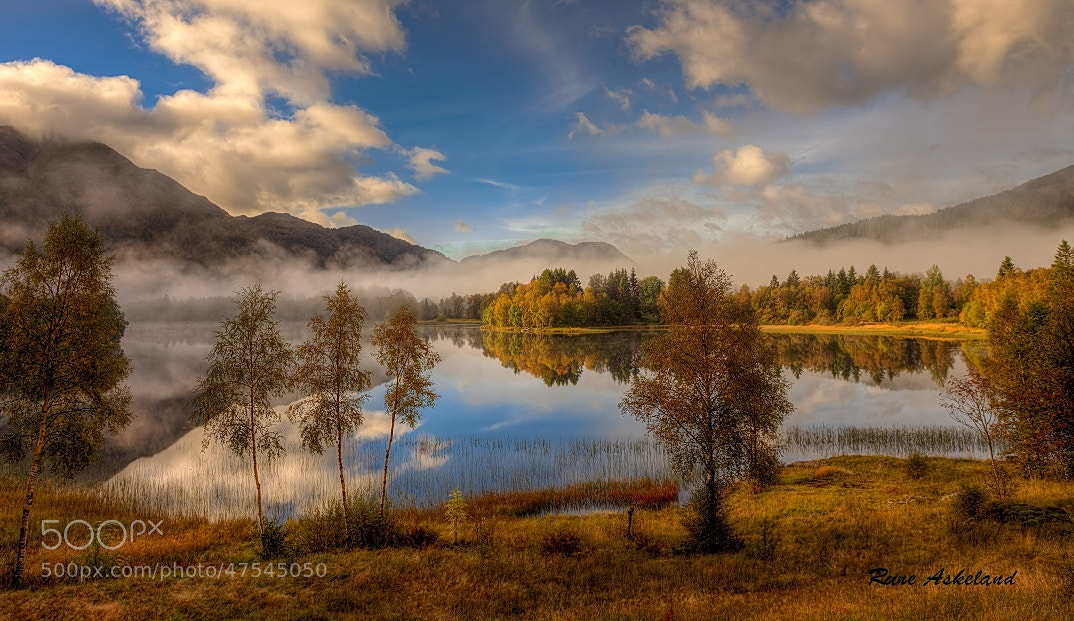 Photograph serenity by Rune Askeland on 500px