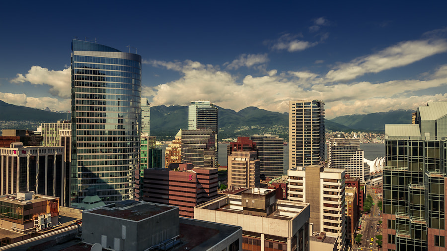 Photograph Downtown Vancouver by Magnus Larsson on 500px
