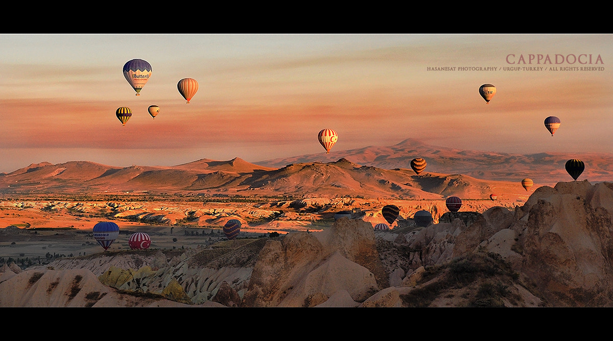 Photograph CAPPADOCIA by hasan esat on 500px