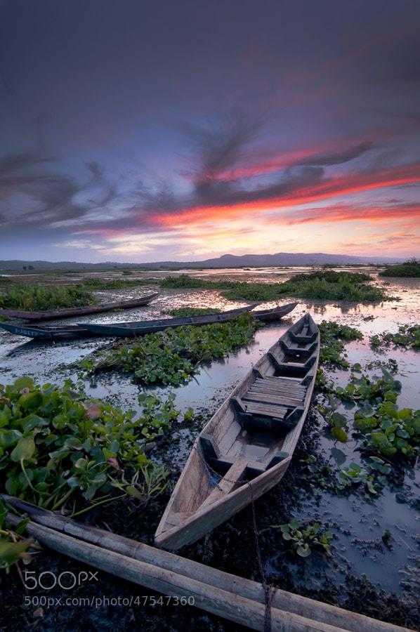 Photograph Lonely Boat by Yonie Arliandi Setiyawan on 500px