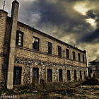 Abandoned weapond factory in Toledo Spain